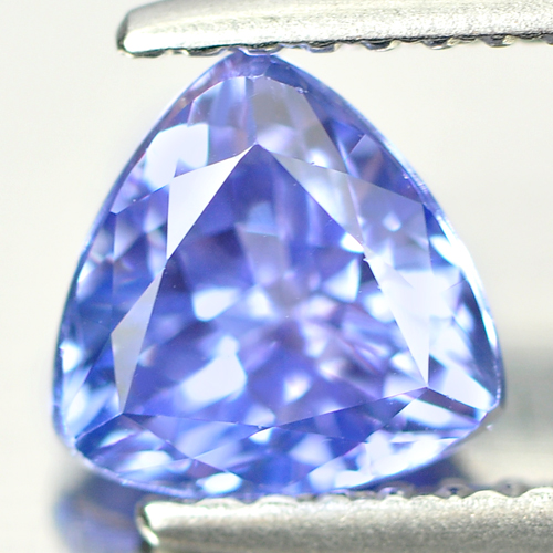 1.10 Ct. Sparkling Clean Natural Violet Blue Tanzanite