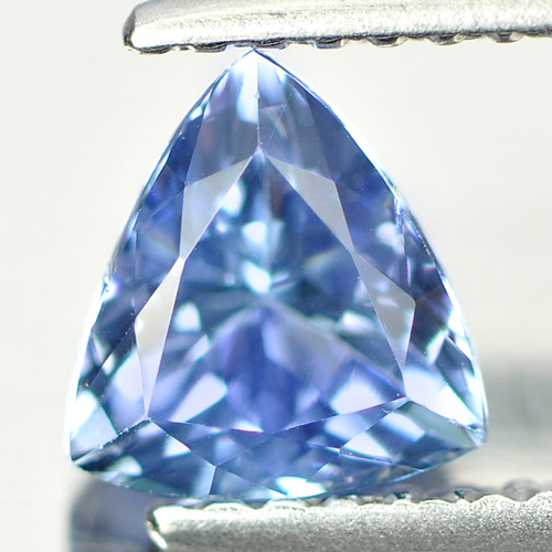 1.03 Ct. Handsomely Cut Natural Violet Blue Tanzanite