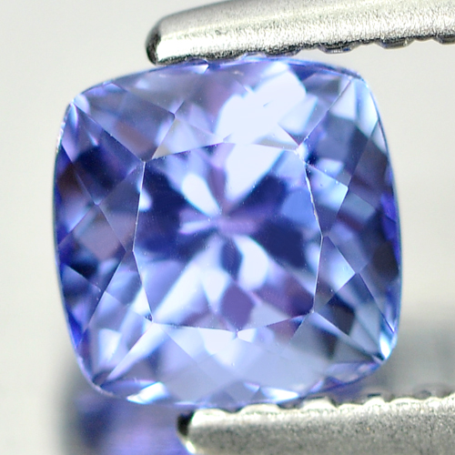 0.90 Ct. Clean Natural Violet Blue Tanzanite Tanzania