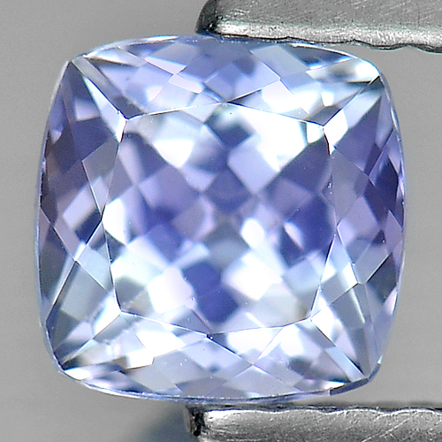 0.59 Ct. Clean Natural Violet Blue Tanzanite Tanzania