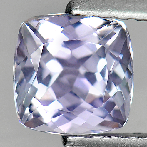 0.99 Ct Scintillate Clean Natural Violet Blue Tanzanite