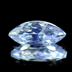 0.81 Ct. Marquise Natural Violetish Blue Tanzanite Gem