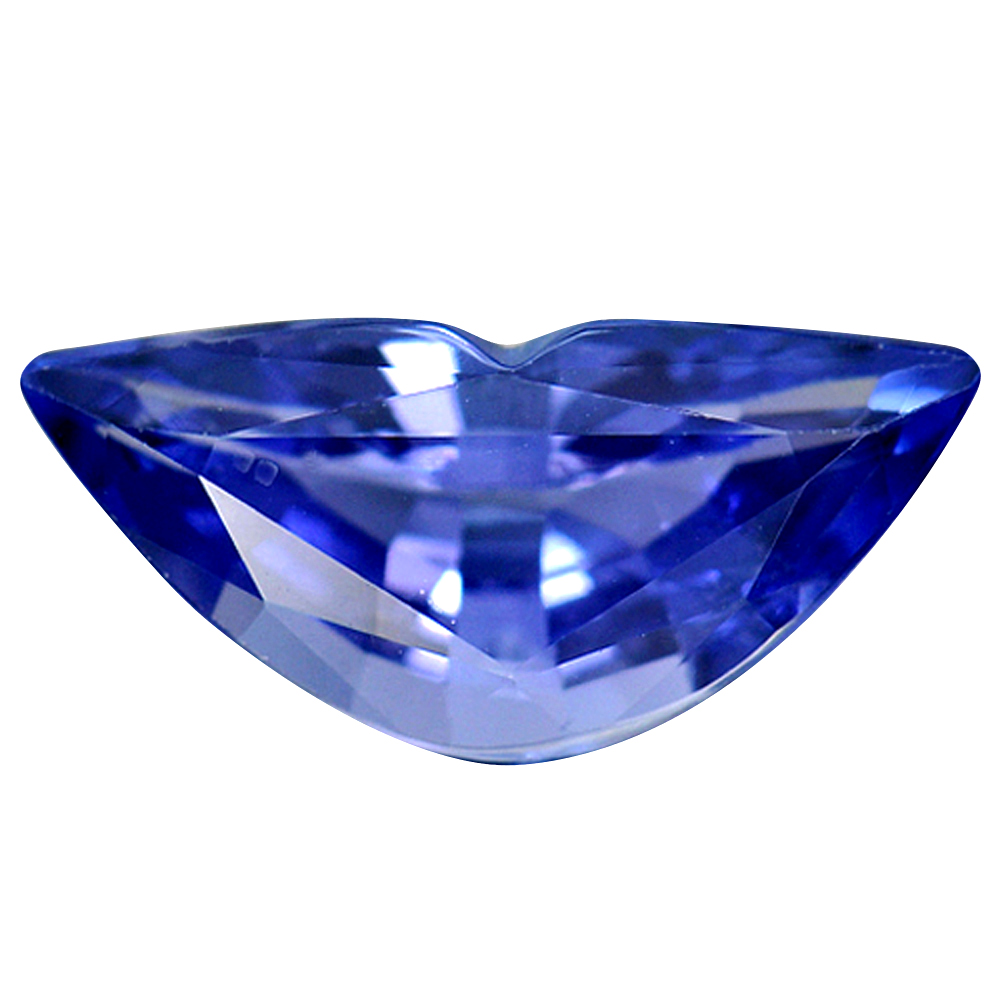 1.83 Ct. Natural Violet Blue Tanzanite Gemstone Fancy Shape