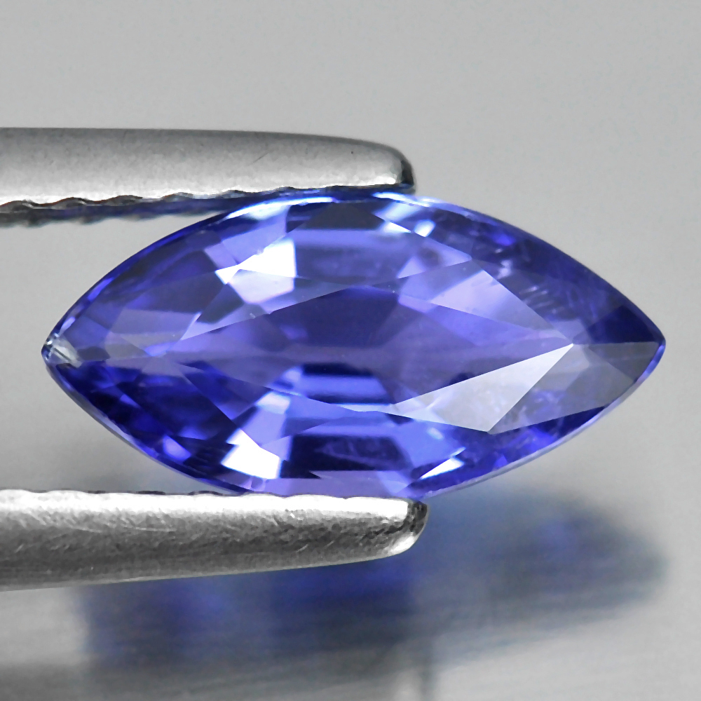 1.10 Ct. Marquise Shape Natural Violet Blue Tanzanite Gemstone