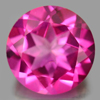 2.04 Ct. Round Shape 8.1 Mm. Natural Gemstone Pink Topaz From Brazil