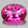 1.47 Ct. Oval Shape 8.3 x 6.2 Mm. Natural Gemstone Pink Topaz From Brazil