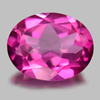 2.16 Ct. Oval Shape Natural Gemstone Pink Topaz From Brazil