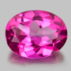 2.05 Ct. Oval Shape Natural Gemstone Clean Pink Topaz From Brazil