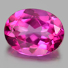 2.27 Ct. Oval Shape Natural Gemstone Clean Pink Topaz From Brazil
