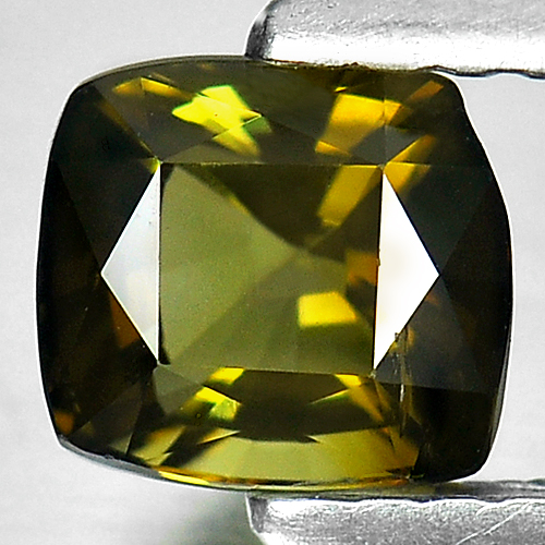 0.97 Ct. Natural Party Color Tourmaline Unheated Gem