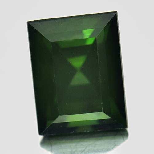 1.45 Ct. Baguette Shape Natural Gemstone Green Tourmaline