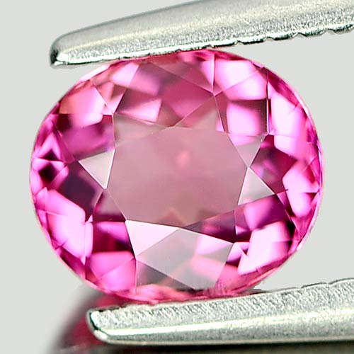 0.68 Ct. Alluring Oval Natural Gem Pink Tourmaline From Nigeria