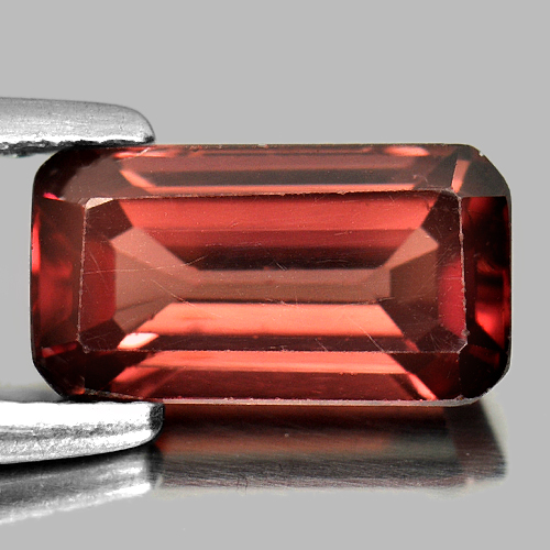 Unheated 2.97 Ct. Octagon Shape Natural Imperial Pink Zircon