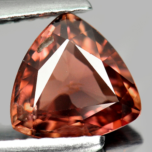 1.78 Ct. Beautiful Trilliant Natural Gem Imperial Zircon Tanzania