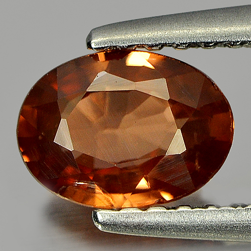 0.88 Ct. Good Cutting Oval Natural Gem Imperial Zircon