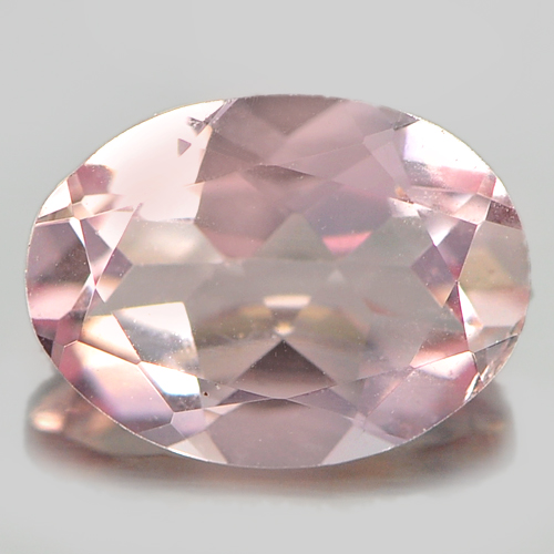 Beauty Gemstone 2.21 Ct. Oval Shape Natural Pink Morganite Unheated