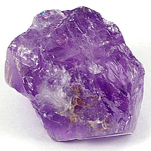 32.60 Ct. Nice Natural Violet AMETHYST ROUGH
