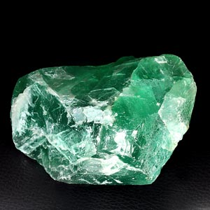8250 Ct. Stunning Natural Green Fluorite Rough Unheated