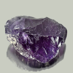 186.85 Ct. Natural Gem Violet Amethyst Rough Unheated
