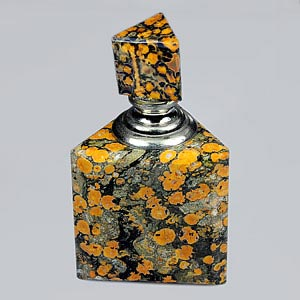 352.83 Ct. Nice Natural Multi-Color Bottle of Perfume