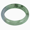 Unheated 401.44 Ct. Natural Gemstone Multi-Color Jade Bangle Diameter 64 Mm.