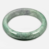 Unheated 353.82 Ct. Natural Gem Multi-Color Jade Bangle Size 80 x 63 x 14 Mm.