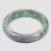 Unheated 314 Ct. Natural Gemstone Multi-Color Jade Bangle Size 75 x 60 x 14 Mm.