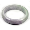 394.79 Ct. Natural Gemstone Multi-Color Jade Bangle Size 75 x 60 x 17 Mm.