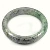 Multi Color Jade Bangle Size 88x67x16 Mm. 518.66 Ct. Natural Gemstone Unheated