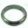 Multi Color Jade Bangle Size 88x69x17 Mm. 519.95 Ct. Natural Gemstone Unheated