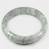 Multi Color Jade Bangle Size 88x68x16 Mm. 487.02 Ct. Natural Gemstone Unheated