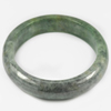 Multi Color Jade Bangle Size 88x68x17 Mm. 555.64 Ct. Natural Gemstone Unheated