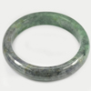 Multi Color Jade Bangle Size 87x68x16 Mm. 505.49 Ct. Natural Gemstone Unheated