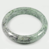 Multi Color Jade Bangle Size 87x67x16 Mm. 510.30 Ct. Natural Gemstone Unheated