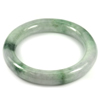 Multi-Color Jade Bangle Diameter 52 Mm. 284.37 Ct. Natural Gemstone Unheated