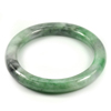 Multi-Color Jade Bangle Round Cab Diameter 51 Mm. 264.41 Ct. Natural Gemstone