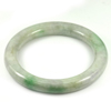 Multi-Color Jade Bangle Diameter 55 Mm.263.36 Ct. Natural Gemstone Unheated