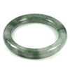 Green Jade Bangle Diameter 52 Mm. 270.85 Ct. Natural Gemstone Unheated
