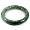 Green Jade Bangle Diameter 52 Mm. 277.93 Ct. Natural Gemstone Unheated