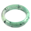 Multi-Color Jade Bangle Unheated Natural Gemstone 450 Ct. Size 88 x 63 x 16 Mm.