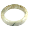 Multi-Color Jade Bangle Unheated Natural Gemstone 500 Ct. Size 88 x 67 x 17 Mm.