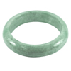 Green Jade Bangle Unheated Natural Gemstone 575 Ct. Size 88 x 67 x 17 Mm.