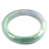 Multi-Color Jade Bangle Unheated Natural Gemstone 450 Ct. Size 88 x 67 x 14 Mm.