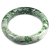 Multi-Color Jade Bangle Unheated Natural Gemstone 475 Ct. Size 88 x 66 x 15 Mm.