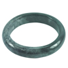 Multi-Color Jade Bangle Unheated Natural Gemstone 375 Ct. Size 79 x 60 x 14 Mm.
