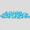 1 Pc. / $6.00 Oval Shape Calibrate Size 7 x 5 mm. Natural Gems Swiss Blue Topaz