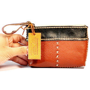 Authentic Leather Purse Wallet Handmade High Quality