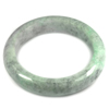 Jade Multi-Color Bangle Unheated Natural Gemstone 575 Ct. Size 87 x 65 x 16 Mm.